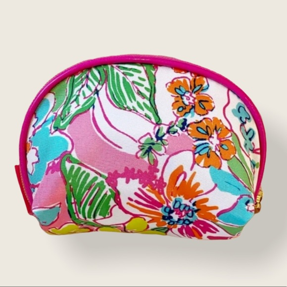 Lilly Pulitzer for Target Nosey Posie Travel Bag